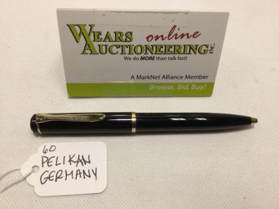 Black and Gold Pelikan Germany