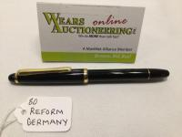Black and Gold Reform Germany