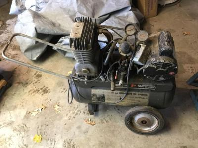 Sears craftsman 1 hp air compressor