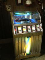 Rock-Ola Jukebox in working condition See description for add'l details, See all photos