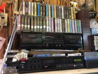 Stereo and cassettes