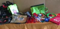 Cooler bags, drink bottles, Koozie's and miscellaneous