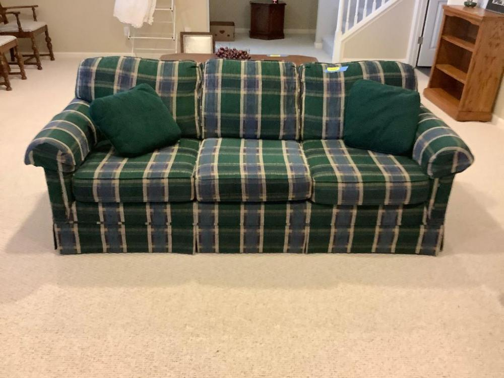 Cushion Queen Size Hide A Bed Sofa