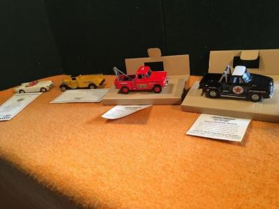 Diecast matchbox collectible cars and trucks 1953 Corvette