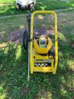 Gas powered Karcher Tecumseh 6 hp 2300 psi pressure washer