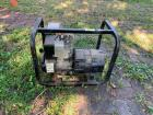 Briggs and Stratton 5 hp generator gas powered engine in working condition. Model 135212