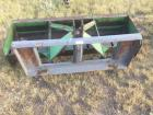 John Deere 50 box blade 6' With ripper teeth