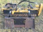 "80"" Harley Power box Rake, Glenmac Model S-6 Used for grading"