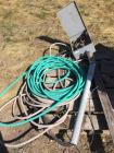 Electrical box, garden hose, outdoor underground lights