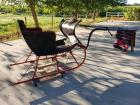 SleighOne horse Cutter Style Sleigh, Restored and Good Condition, Shaves