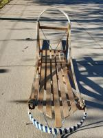 Dog Sled, Attention Mushers and Iditirod fans, This could be your starter sled