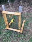 King cutter three point carryall frame