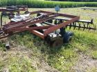"IH 480 tandem disk, dual wheels 14' with 20"" blades, no wings, tires off rims"