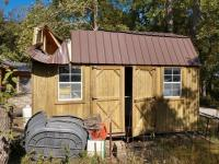 Sheryl's She Shed- this one just needs part of a new roof!!! Buyer will be responsible for moving! Click for details!