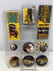 11 IA Hawkeyes Homecoming badges-1995, 1996, 1997, 2000, 2001, 2002 (2 diff. ones), 2003, 2005, 2006, 2007