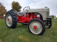 Parade ready 8N Ford Completely restored 8N Ford tractor, 12V Conversion, Complete list of work to be attached.