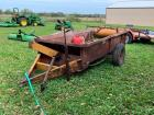 Kelly Ryan Manure spreader PTO driven, single beater