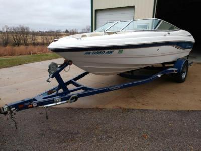 Ski Boat and Trailer