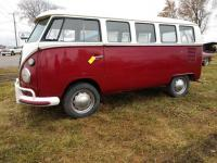 1966 Volkswagen split window van