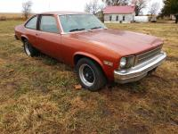 1977 Chevy Nova 2 door