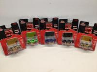 5 die cast 1:60 scale True Value Limited Edition cars†from the Firebird IROC Series