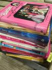 1964 Barbie Fashion Trunk and quantity of Barbie collector books