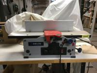 "Delta Model jt160 table top 6"" jointer with 30"" bed"