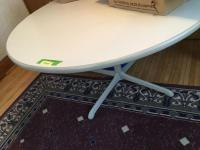 "54"" round conference table 28"" tall"