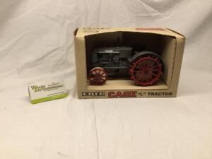 Ertl Case L tractor 1987 special edition 1/16 scale