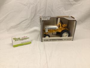 Ertl special edition International Cub tractor 1/16 scale