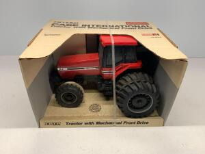 Ertl Case International 7140 Tractor with Mechanical Front Drive 1/16 scale