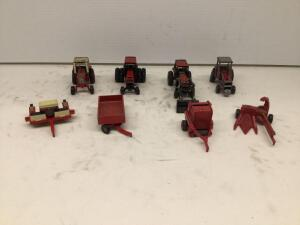 1/64 scale tractors and implements