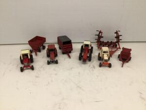 1/64 scale tractors and implements-One of these things doesn't belong