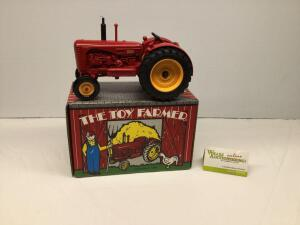 The Toy Farmer 11/6/92 Massey-Harris 55 Diesel tractor, 1/16 scale
