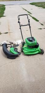 GoldPro series 6.5hp commercial DuraForce Lawn-Boy