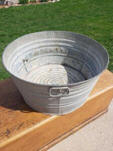 No. 2 washtub