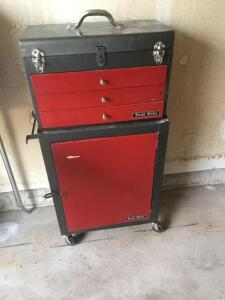 Test Rite multi drawer tool cabinet on rollers