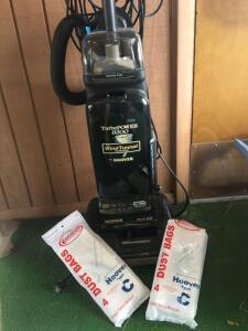 Hoover TurboPower 6200 vacuum with bags
