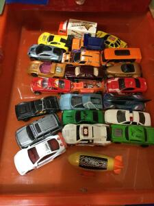 1:64 scale models-die cast and plastic