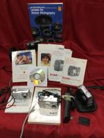 Kodak digital cameras: EasyShare CX7530, DX7630, C643, Z760 and accessories. See photos.