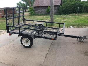 2006 North Utility Trailer