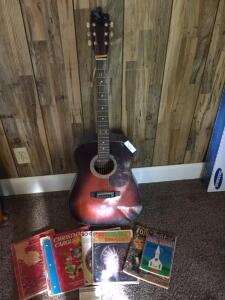 Tanara Guitar and music books
