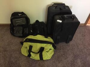Suitcases & Bags, Backpack