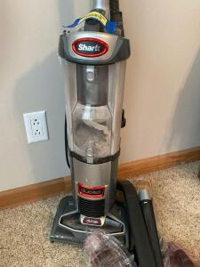 Shark DuoClean vacuum and accessories