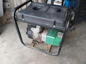 Coleman powermate 500 gas engine generator