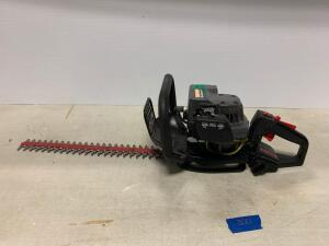 "Craftsman Bushwacker 18"" Gas Hedge Trimmer Model 358.795600"