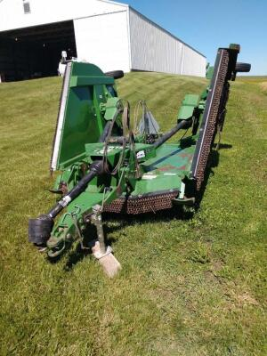 Rhino fr15 15 foot batwing mower