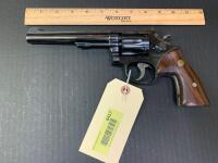 Smith & Wesson .22 long rifle C.T.G.Serial K787554