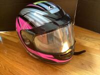 Women's Z1R helmet Size XS DOT approved