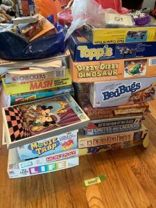 All kinds of kids games and puzzles